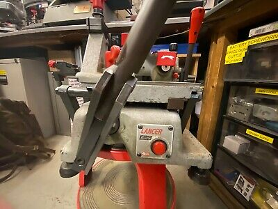 Silca Lancer Plus Mortice Key Cutting Machine Refurbished and Working Perfectly