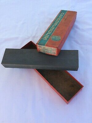 Carborundum Combination 108 Sharpening Stone