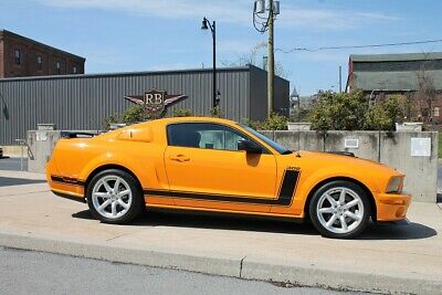 2007 Ford Mustang  2007 Mustang Saleen - Parnelli Jones Edition. One Owner, 2,355 miles