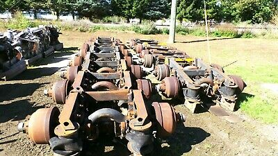 Used Pusher Axles