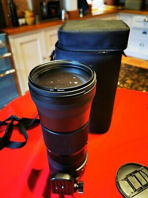 Fantastic Sigma 150-600mm f/5-6.3 DG OS HSM Zoom Lens for Nikon fit