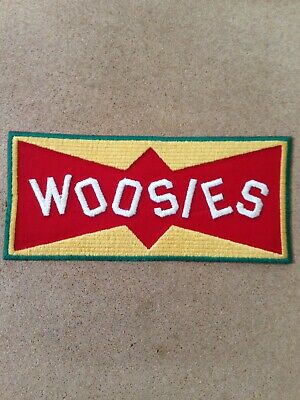 1950'S Woosies Soda Large Jacket Patch