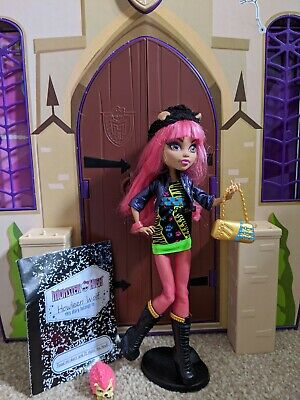 Monster High- Howleen Wolf doll- good condition