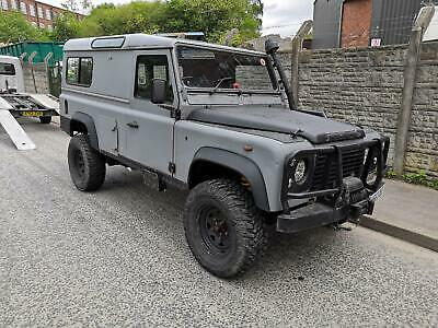 1991 Land Rover defender 110. 200tdi. ✔️Highly modifried. Spares or repairs. ✔️