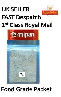 7 g grams Fermipan Dried Instant Bread Yeast Food Grade Packet Same Day Despatch