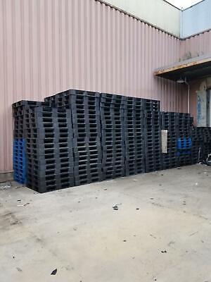 43x43 Plastic Pallets - Delivery Available