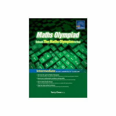 SAP Education Maths Olympiad Intermediate for 10-12 Years Old - AU Year 6 Year 7