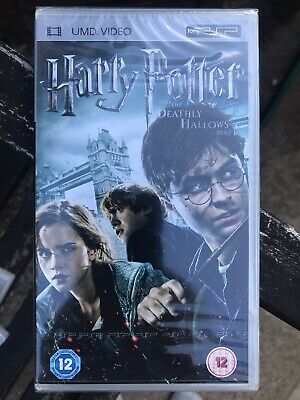 Harry Potter and the Deathly Hallows Part 1 PSP Film UMD STILL SEALED