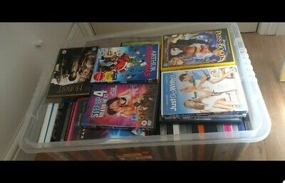 Dvd bundle joblot
