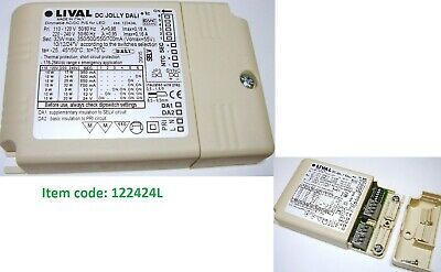 LIVAL 122424L DC Jolly Dali Dimmable Driver AC/DC P/S for LED 32W 350 700mA max.