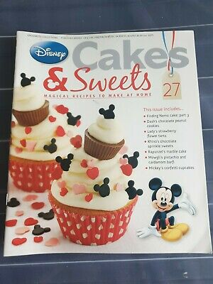 Disney Cakes And Sweets Magazine Issue 27