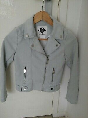 Girls Jacket 9to10 Yrs By F&F Vgc