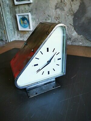 Vintage Seiko Double Sided Ships Clock
