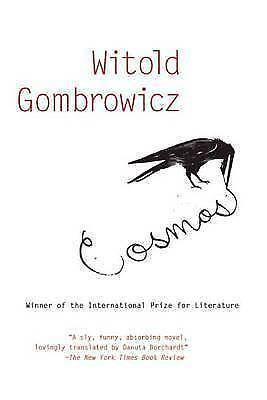 Very Good, Cosmos, Gombrowicz, Witold, Book