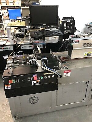Kirk Rudy 219n Netjet System w/ Dryer And 2 Heads+software