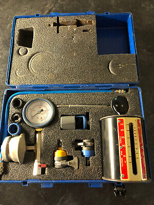 Water Pressure and Flow Test Kit