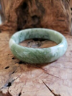 CHINA Green Jade bracelet Bangle