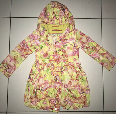 Girls Oilily Coat Age 3