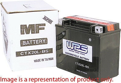 WPS Maintenance Free Sealed Battery CT7B-4
