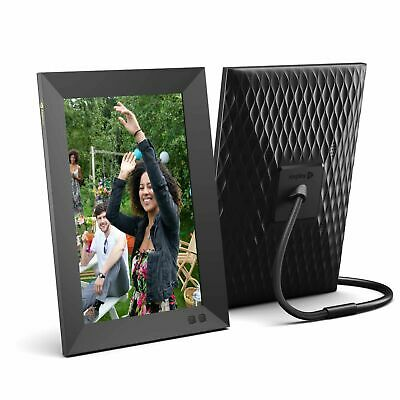 "Simply Smart Home PhotoShare 10.1"" Digital  Photo Frame Touchscreen"