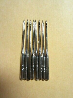 8 Free Westinghouse, New Home Rotary Sewing Machine Needles, CC1221, 40F1, Sz 16
