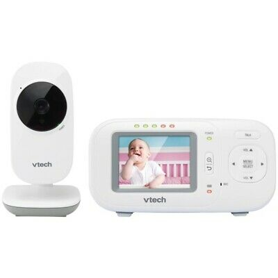 "VTech VM2251 2.4"" Full-Color Digital Video Baby Monitor and Automatic Night Visi"