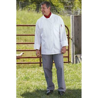 Yarn Dyed Baggy Chef Pant in Glen Plaid - XSmall