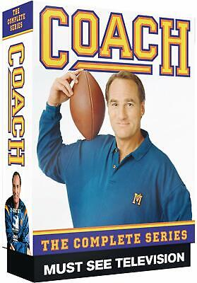Coach: The Complete Series (Dvd) - New!!