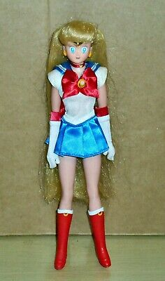 """2000 Irwin Toys -Sailor Moon 12"""" Doll  - doll only NM"""