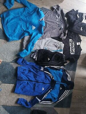 Boys clothes 9-10 years sports bundle