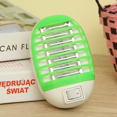3set mosquito plug 4LED light mosquito repellent Insect killer insect repellentC