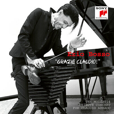 Ezio Bosso  - Grazie Claudio! - 2 Cd (the mozart14 tribute concert for claudi...