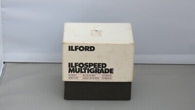 Ilford Ifospeed Multigrade Filter Kit in original box.