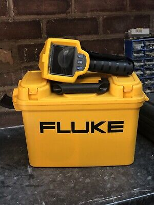 Fluke Ti9 Thermal Imaging Camera with Original Case and Charger