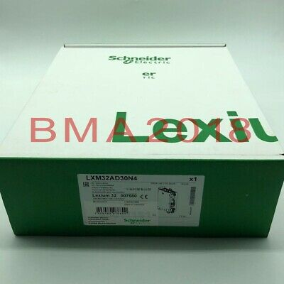 1PC New in box Schneider Model LXM32AD30N4 One year warranty Fast Delivery