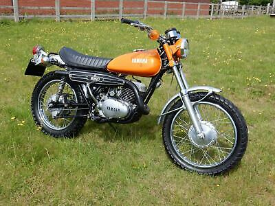 Yamaha DT250 1972 Matching Numbers