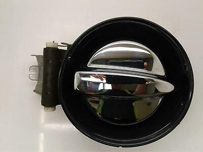 Bmw Mini - Gen1 R50 R53 Cooper S Fuel Flap + Surround Chrome Astro Black 0148461