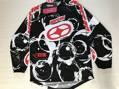 No Fear Rouge Coster Top / Jersey Motocross size L