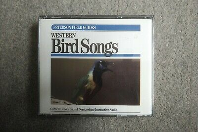 Peterson Field Guides - Western Bird Songs - 2CDs - 1991