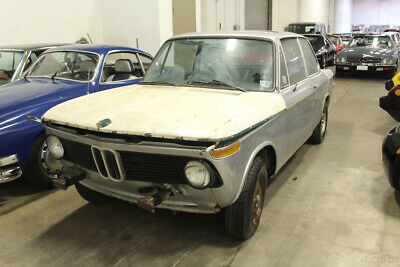 1974 BMW 2002 Sunroof Coupe 1974 BMW 2002 Tii Sunroof Coupe NO RESERVE!