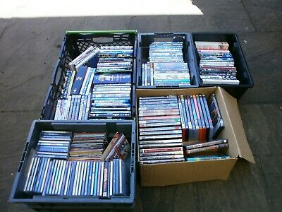 Dvds, blu rays, Pc Games & Cd's Job Lot  (181 in total)