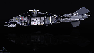 Star Citizen - Warden Component Pack - Formerly BUK (6 Month Insurance)