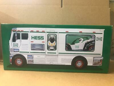 Hess 2018 Toy Truck RV with ATV and Motorbike NEW $39.99 Buy it now! Free Ship!