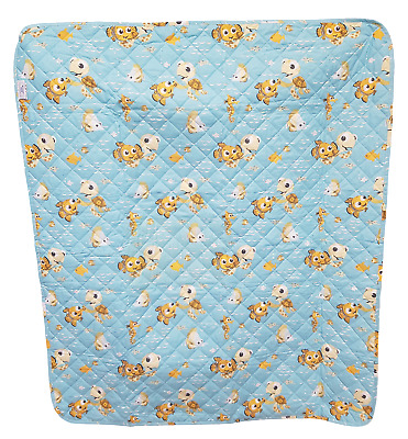 Quilt Quilt Quilted Bedspread Baby Crib/Cot CALEFFI Nemo