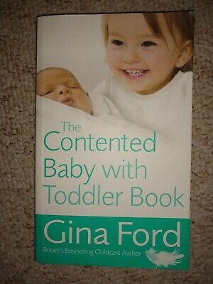 The Contented Baby with Toddler Book by Gina Ford (2009, Paperback)