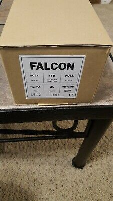 Falcon SC71 Door Closer  Aluminum Finish