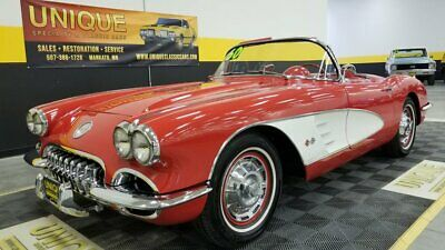 1960 Chevrolet Corvette Convertible 1960 Chevrolet Corvette Convertible!  Numbers Matching !  TRADES?