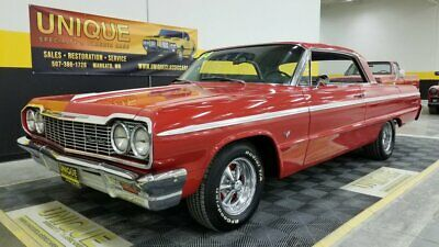 1964 Chevrolet Impala SS 19664 Chevrolet Impala SS Numbers Matching 327 4-Speed!  TRADES?