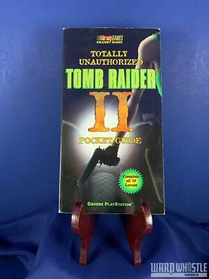 Totally Unauthorized Tomb Raider II Pocket Guide, Brady Games,