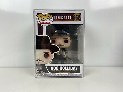 Funko Pop! Doc Holiday #852 Tombstone Doc Holliday with protector
